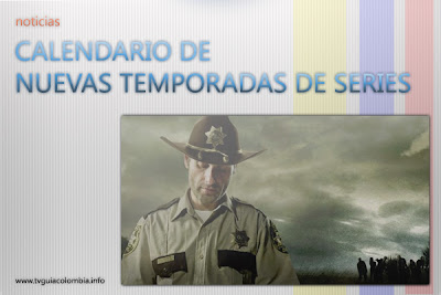Noticias | Calendario de Series 2011 – 2012