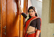 Archana Red Saree Photos from Kamalatho Naa Prayanam
