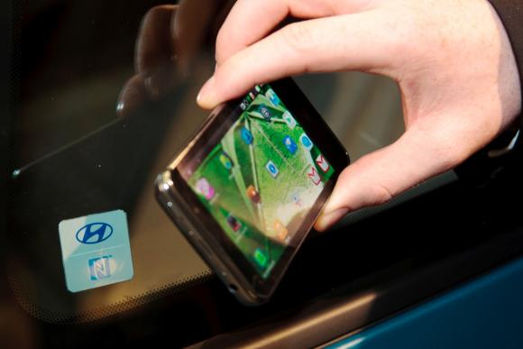 Convierte tu smartphone en unas llaves de coche con Hyundai