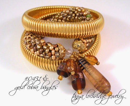 Glitzy Gold? You Bet!