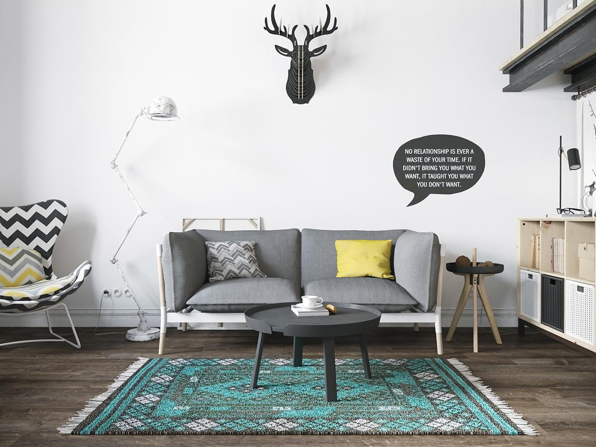 La buhardilla decoraci n dise o y muebles un precioso for Muebles buhardilla