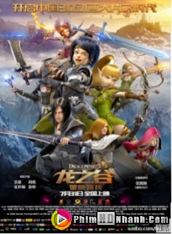 Hắc Long Đe Dọa - Dragon Nest : Warriors Dawn