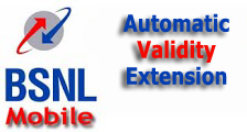 BSNL Tamilnadu Automatic Validity Extension