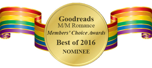 Goodreads M/M Romance Group Members' Choice Awards
