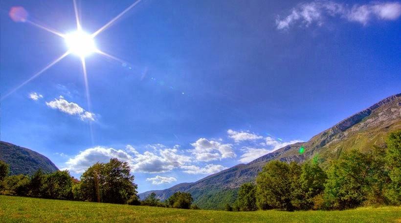 Καλός και σήμερα ο καιρός - Έρχεται ζεστό Σαββατοκύριακο