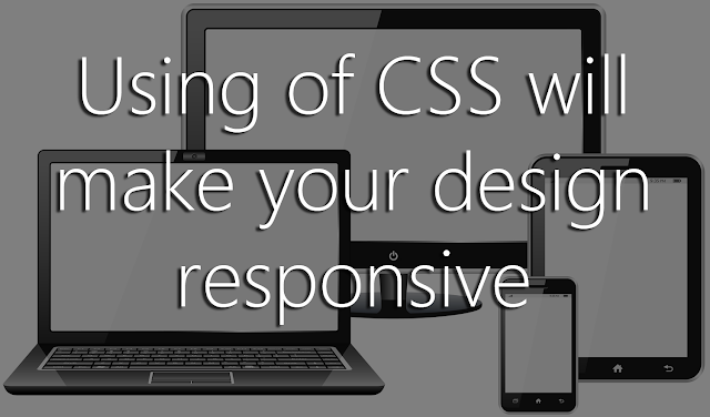 Add CSS into your style sheets for different screen sizes