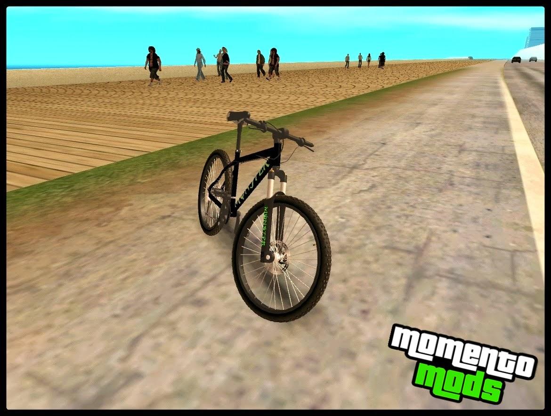 GTA SA - Bike Monster Energy