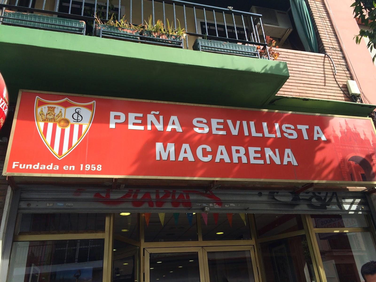 Peña Sevillista Macarena