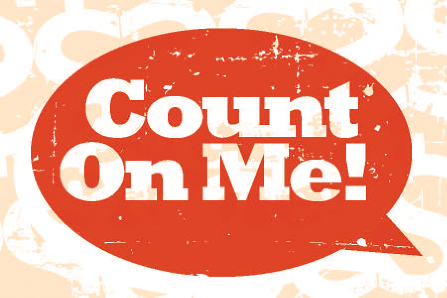 Image result for count on me