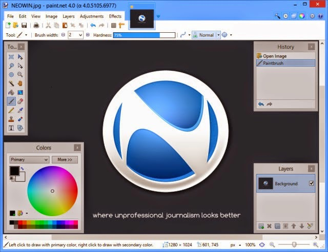 Download Paint.NET Free