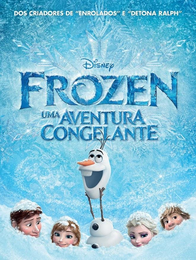 Frozen: Uma Aventura Congelante – Dublado (2013)