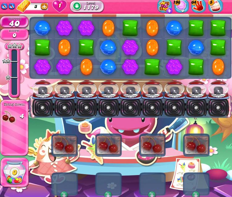 Candy Crush Saga 1179