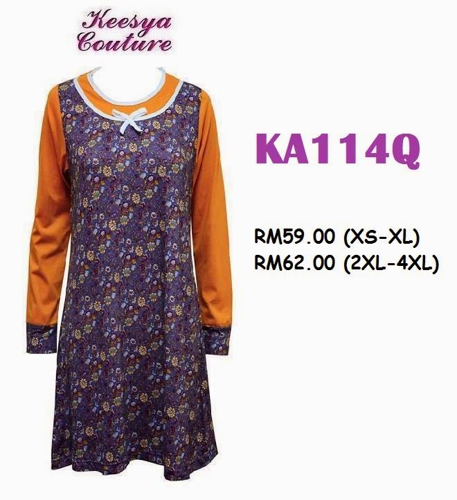 T-shirt-Muslimah-Keesya-KA114Q
