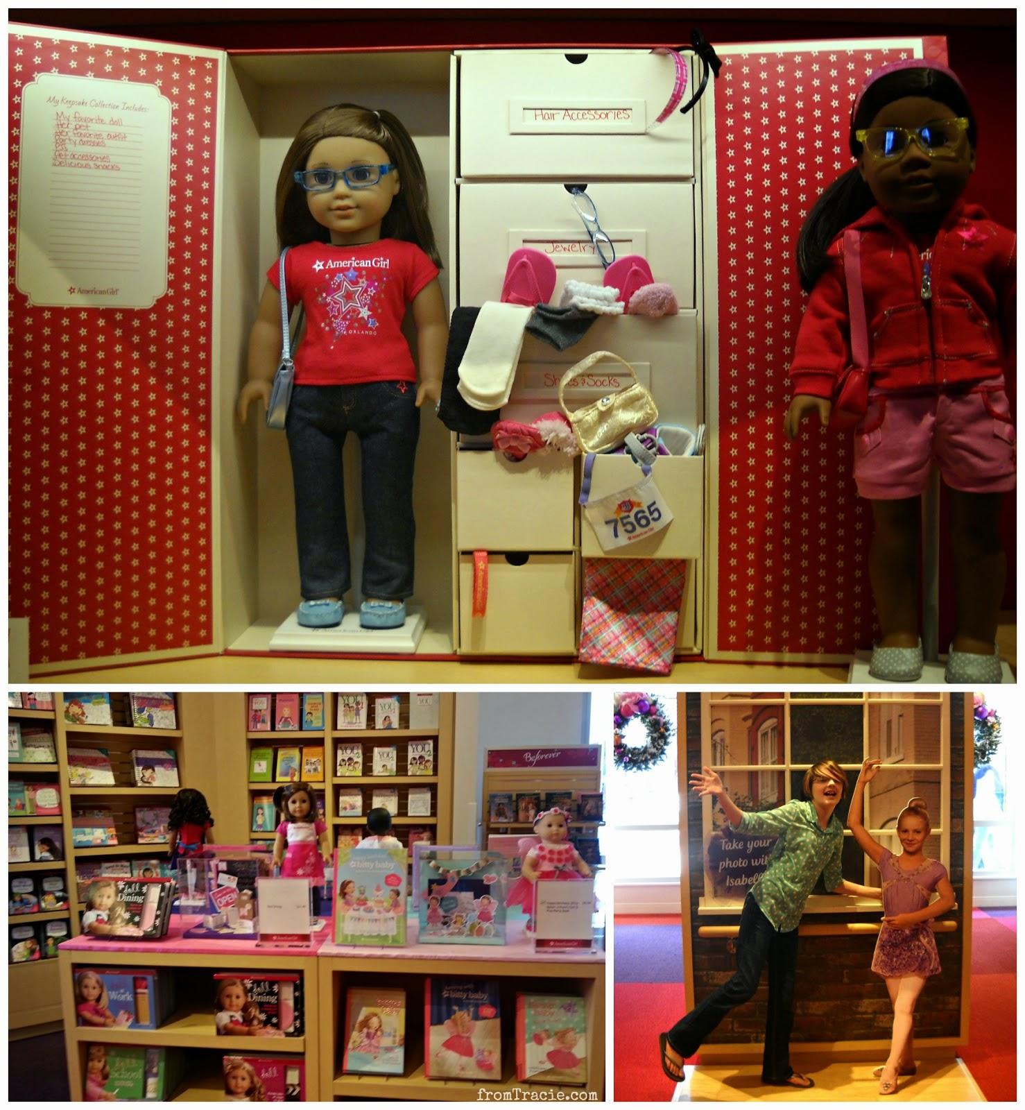 American Girl Bookstore