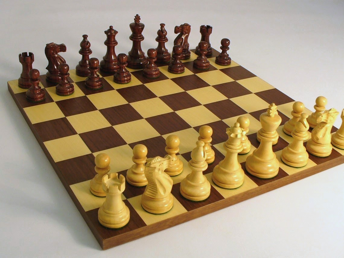 Как шахматы расставить