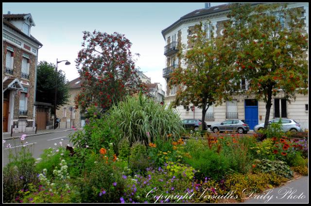 Square Boulevard de la République Versailles