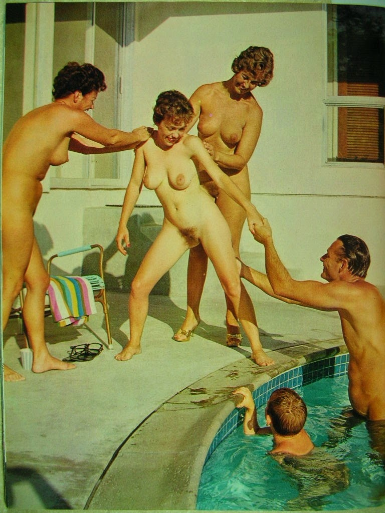 Retro vintage family sex goes beyond
