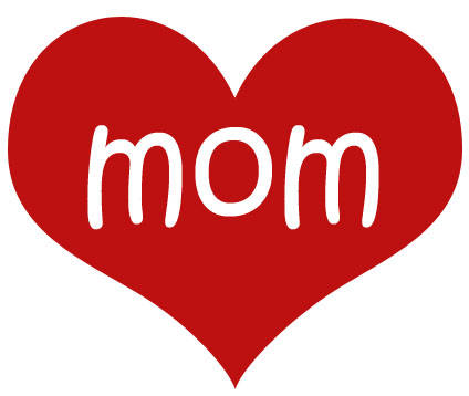 mothers day heart happy mothers day