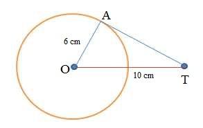 Tugas Sekolah Cara Menghitung Panjang Garis Singgung Lingkaran