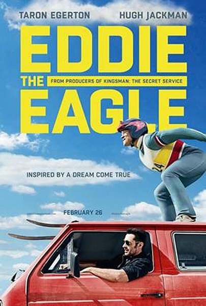 Film Eddie the Eagle 2016 Bioskop
