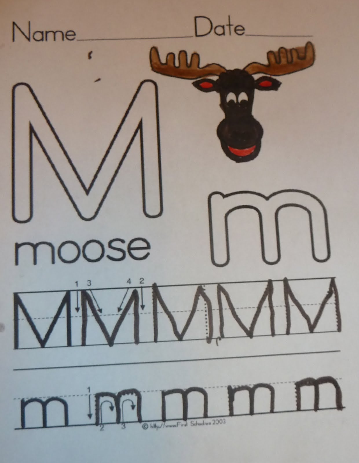 If You Give A Moose A Muffin Activities If you give a moose a muffin