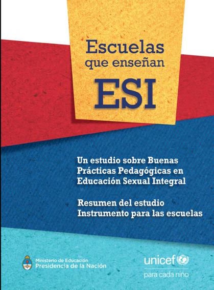Escuelas que Enseñan ESI