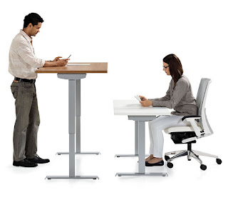 Sit To Stand Tables
