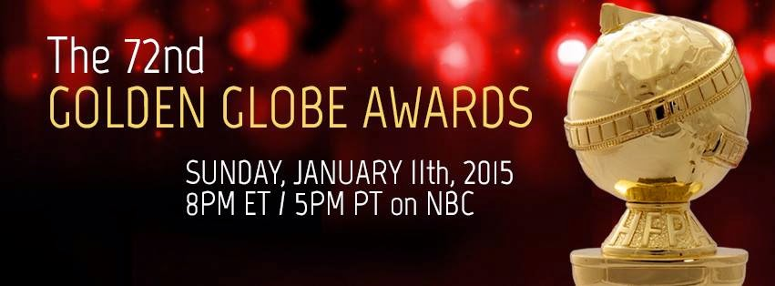 GOLDEN GLOBE AWARDS 2015, NOMINATIONS TV E VINCITORI. COMMENTA IN DIRETTA!