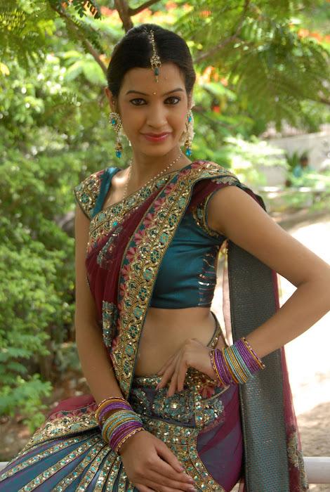 diksha panth new saree , diksha saree