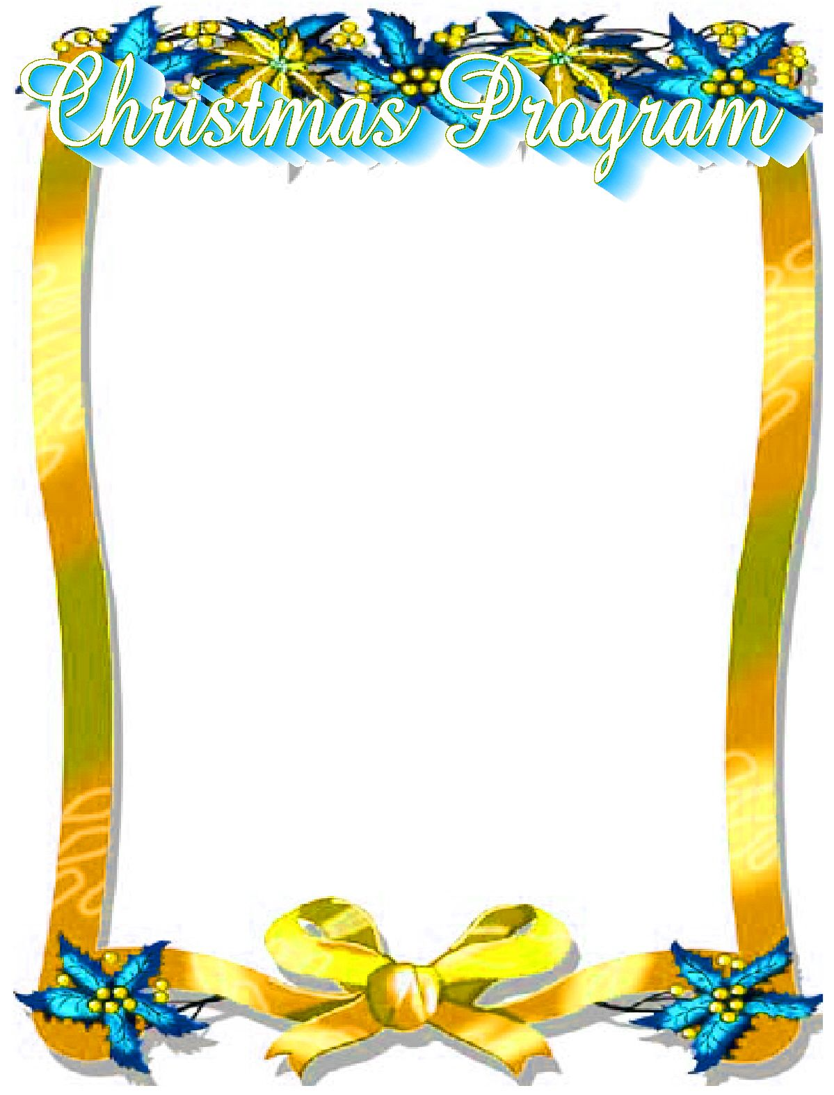 Religious Christmas Borders And Frames - 2018 images & pictures ...