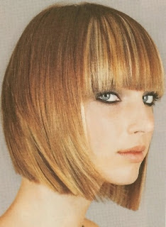 Bob Haircut with Bangs - Bob Haircut Ideas for Girls