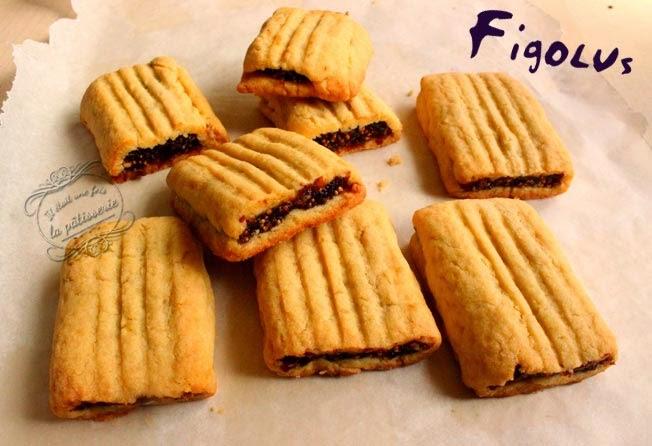 recette biscuits figolu