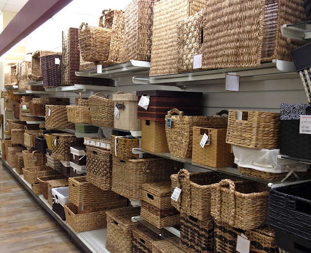 decorative baskets inspiration for using them in your homegoods press room store images