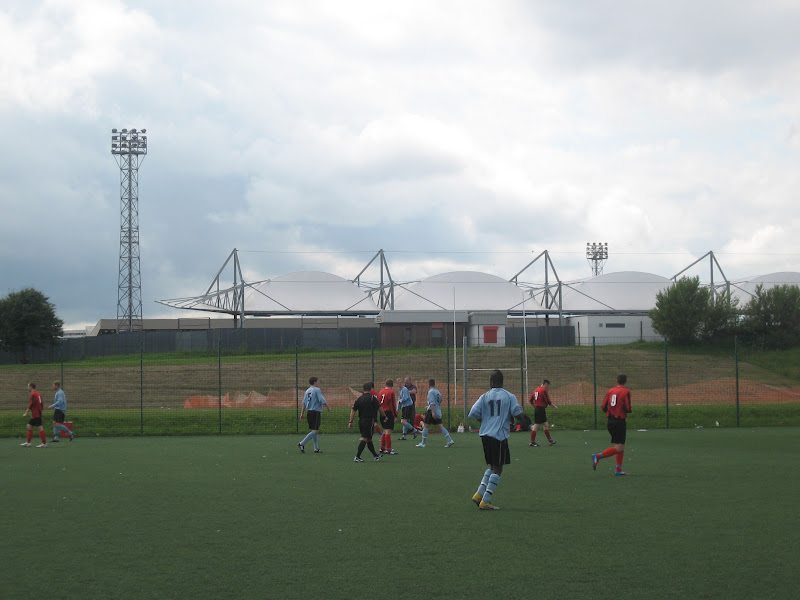 The 100 Football Grounds Club Gateshead Stadium Academy 3g Pitch