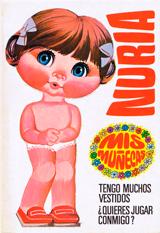 Muñecas de Bruguera