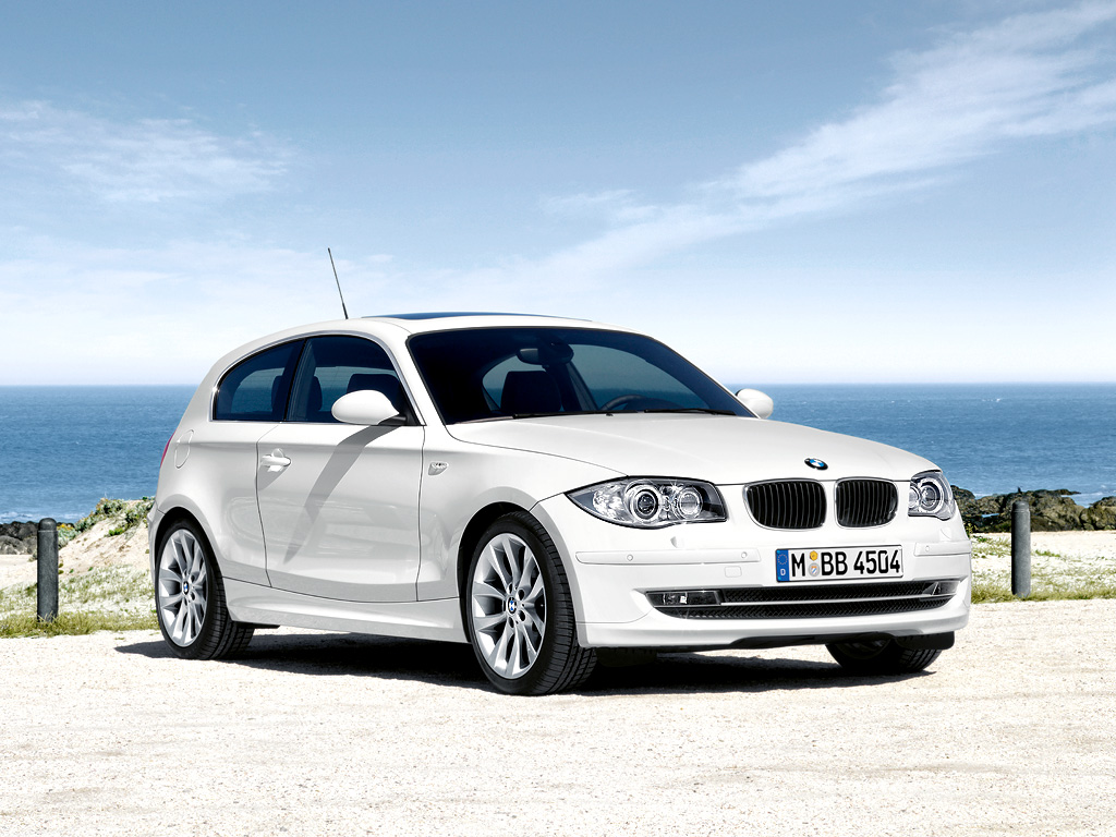 minimalist car design bmw 1 series 3 door wallpaper. Black Bedroom Furniture Sets. Home Design Ideas
