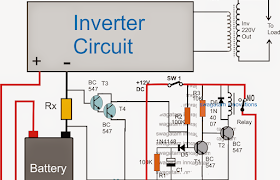 No Load Detector and Cut-off Circuit for Inverters