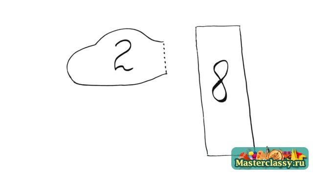 Как сделать змею из ткани своими руками схемы 87