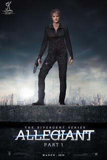 The Divergent Series: Allegiant ( 2016 )