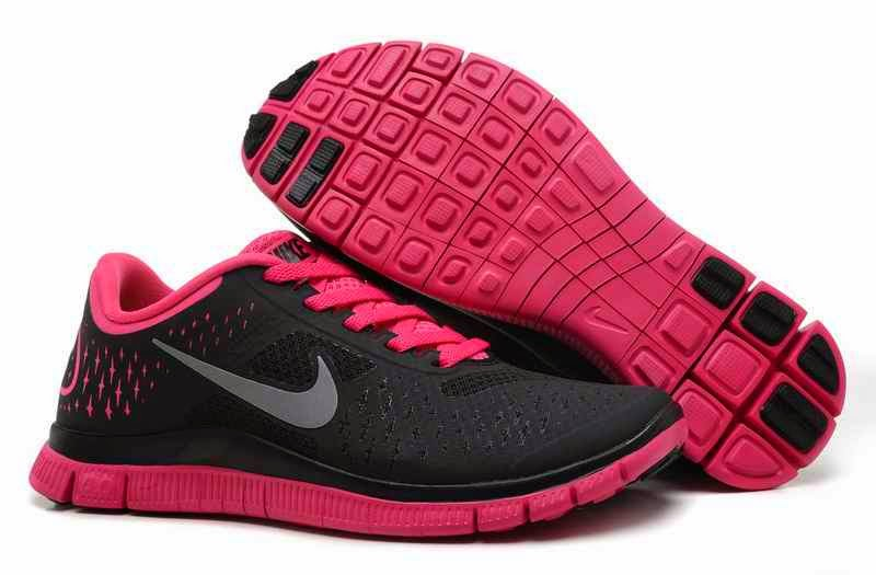 Nike Free Run 3 Women Running Shoes Red Green Size Us55 Us85