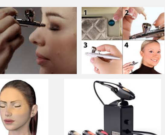 avantage de l'Aérographe maquillage