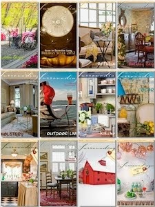 Read it now! ::Surroundings:: Guide to Vacation Style Living 2013