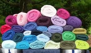 Cotton là loại vải ưa thích nếu bạn muốn mua vải ở đâu giá rẻ
