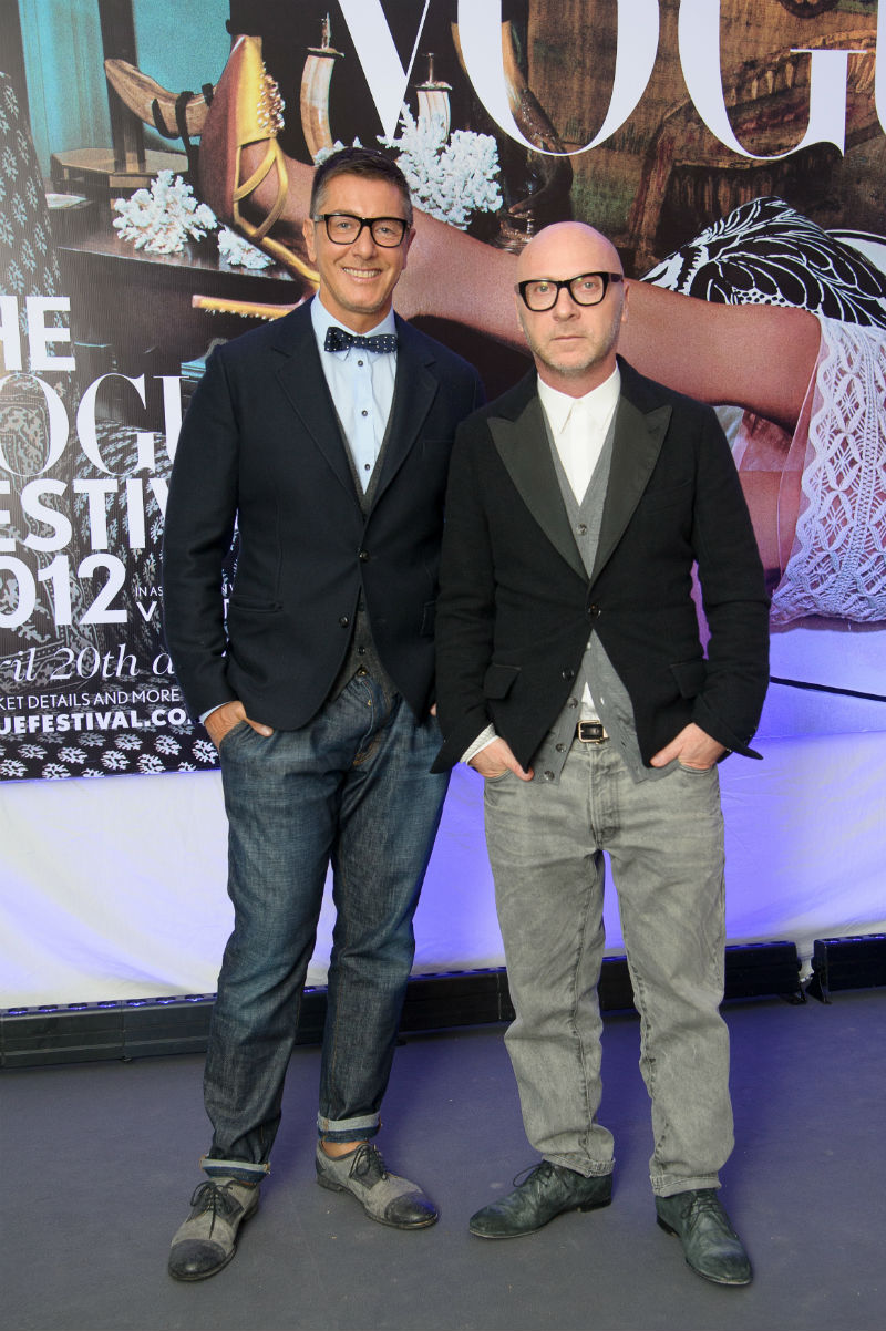 Mr. Domenico Dolce and Mr. Stefano Gabbana 1d6eb8e645c