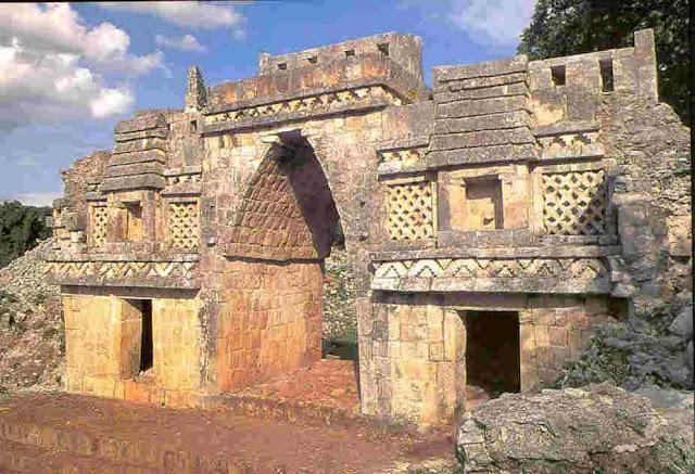 Ciudad Maya Labná, Yucatán