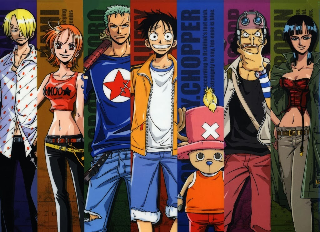 Download anime one piece sub indo lengkap