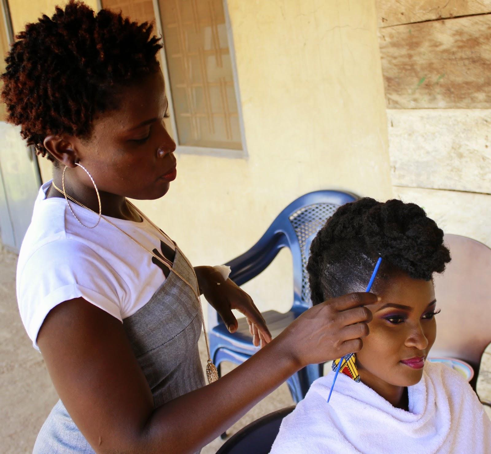 AFROTASTIC GHANA NATURAL HAIR EVENT