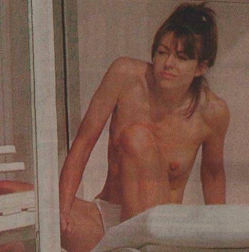 Случайные голые видео кадры знаменитостей