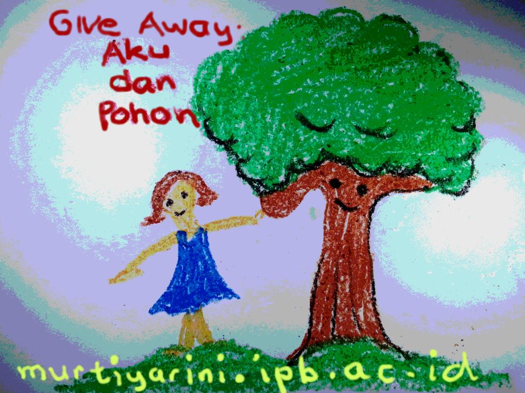 Aku dan Pohon