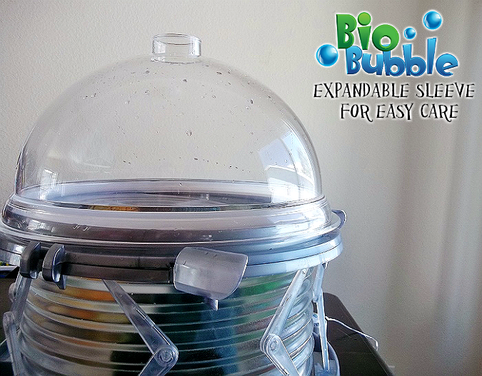 Bio Bubble Pets Aquarium Expanding Sleeve